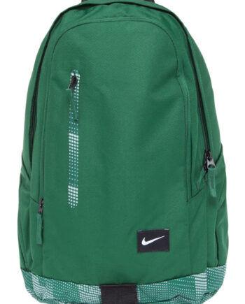 Mochila Nike Sportswear – Verde com compartimento pra Notebook e Macbook 40813f9762bf6
