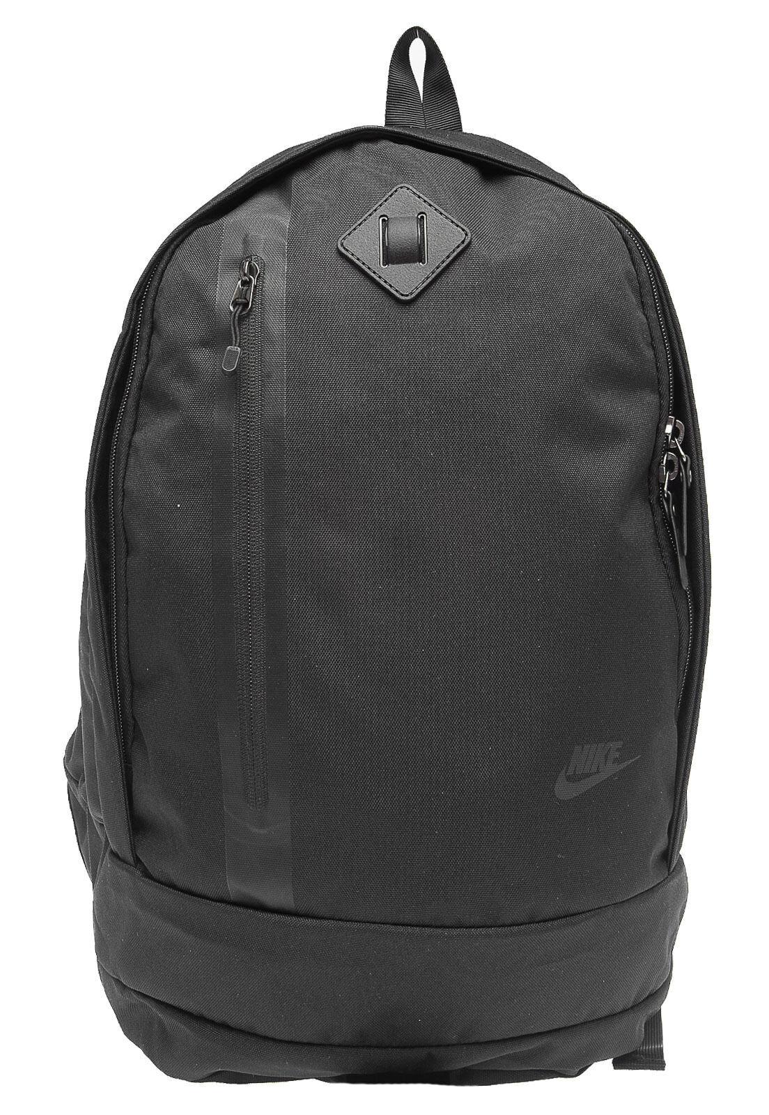 Mochila Nike Sportswear – Preta com compartimento pra Notebook e ... d8fe295071a18